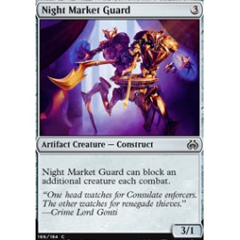 Night Market Guard FOIL