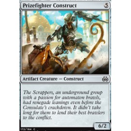 Prizefighter Construct FOIL