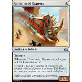Untethered Express FOIL