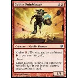 Goblin Ruinblaster (Zendikar)
