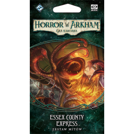 Horror w Arkham LCG: Essex County Express [PL]