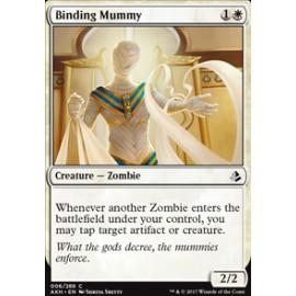 Binding Mummy