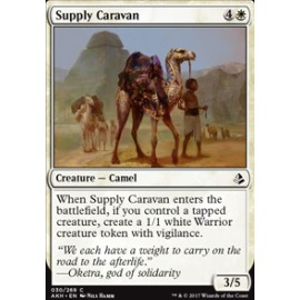 Supply Caravan
