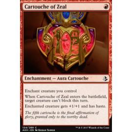 Cartouche of Zeal