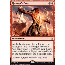 Hazoret's Favor