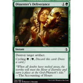 Dissenter's Deliverance