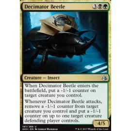 Decimator Beetle