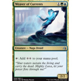 Weaver of Currents