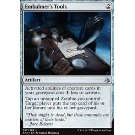 Embalmer's Tools