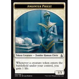 Anointer Priest 1/3 Token 02 - AKH