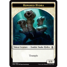 Honored Hydra 6/6 Token 07 - AKH