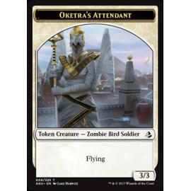 Oketra's Attendant 3/3 Token 09 - AKH