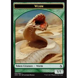Wurm 5/5 Token 24 - AKH