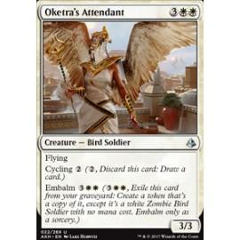 Oketra's Attendant FOIL