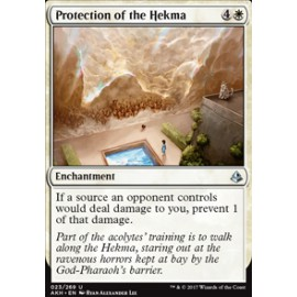 Protection of the Hekma FOIL