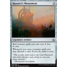 Hazoret's Monument FOIL