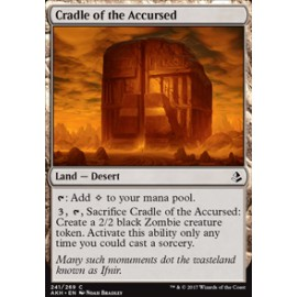 Cradle of the Accursed FOIL