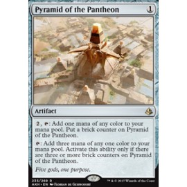 Pyramid of the Pantheon FOIL