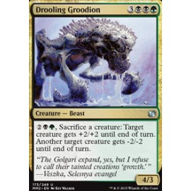 Drooling Groodion