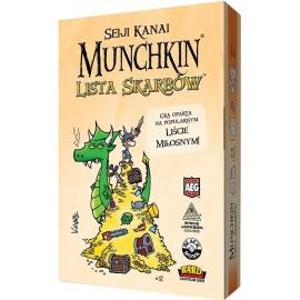 Munchkin: Lista Skarbów