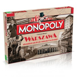 Monopoly: Warszawa dwudziestolecie międzywojenne
