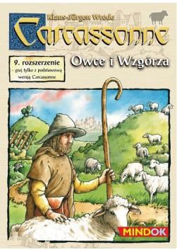 Carcassonne: Owce i Wzgórza