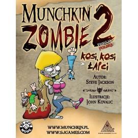 Munchkin Zombie 2 - Kosi Kosi Łapci