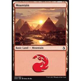 Mountain Amonkhet FOIL 264