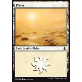 Plains Amonkhet FOIL 255