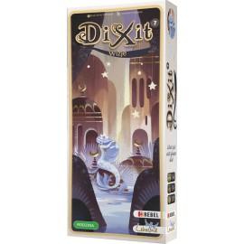 Dixit 7 - Wizje - wersja złocona + Karta Promo