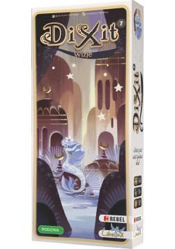 Dixit 7: Wizje - wersja złocona + Karta Promo