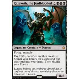 Razaketh, the Foulblooded