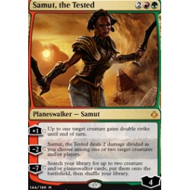 Samut, the Tested