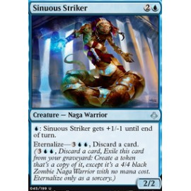 Sinuous Striker FOIL