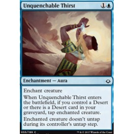 Unquenchable Thirst FOIL