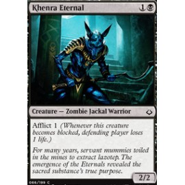 Khenra Eternal FOIL