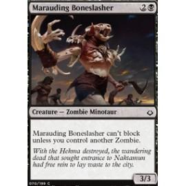 Marauding Boneslasher FOIL
