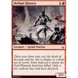 Defiant Khenra FOIL