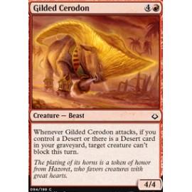 Gilded Cerodon FOIL