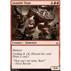 Granitic Titan FOIL