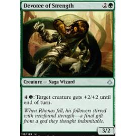 Devotee of Strength FOIL