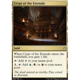 Crypt of the Eternals FOIL