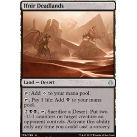 Ifnir Deadlands FOIL