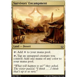 Survivors' Encampment FOIL