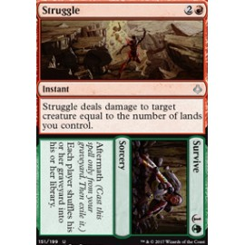 Struggle // Survive FOIL