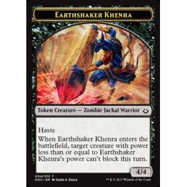 Earthshaker Khenra 4/4 Token - HOU