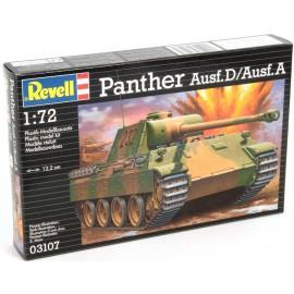 Panzer V Panther Ausf D/ Ausf A