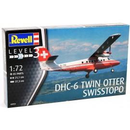 DHC-6 Twin Otter Swisstopo