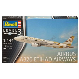 Airbus A320 'Etihad Airways'