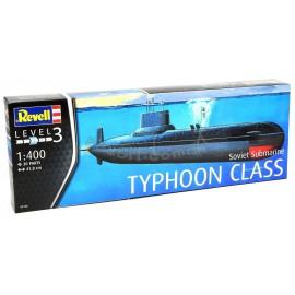 Soviet Submarine TYPHOON CLASS